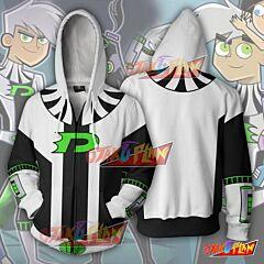 Danny Phantom Hoodie - 10 Years Later Jacket