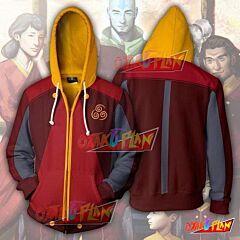 Avatar The Last Airbender Air Nation Zip Up Hoodie Jacket