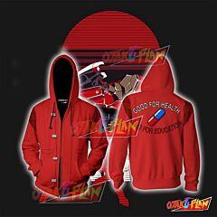 Akira Shotaro Kaneda Hoodie Cosplay Jacket Zip Up