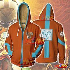 Avatar The Last Airbender Zip Up Hoodie Jacket