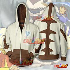 Avatar The Last Airbender Appa Zip Up Hoodie