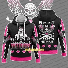 Bret Hart The Himan Hoodie