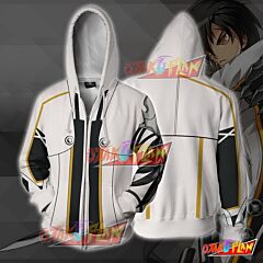 Chung IP and Raven BM Elsword Zip Up Hoodie V2