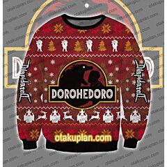 Dorohedoro park 3D Print Ugly Christmas Sweatshirt
