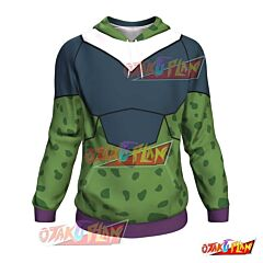 Dragon Ball All Over Print Pullover Hoodie V2