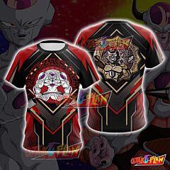 Dragon Ball Freeza Cosplay T-shirt