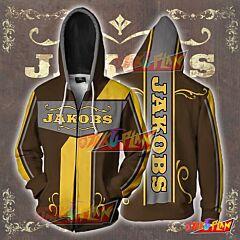 Borderlands Jakobs Zip Up Hoodie Jacket