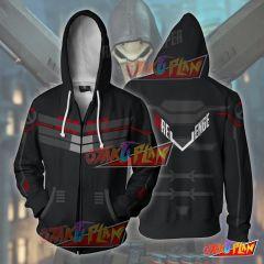 Reaper Overwatch Zip Up Hoodie