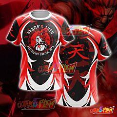 Street Fighter Akuma's Dojo Cosplay T-shirt