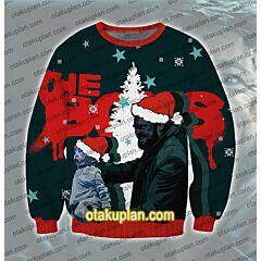 The Boys Season William Billy Butcher The Butcher 3D Print Ugly Christmas Sweatshirt