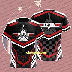 Top Gun Alternative Graphic Logo T-shirt
