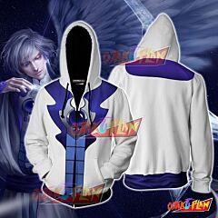 Card Captor Sakura Yue Hoodie Cosplay Jacket Zip Up