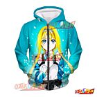 Sword Art Online Season 4 Young And Beautiful Alice Zuberg Hoodie Sao207